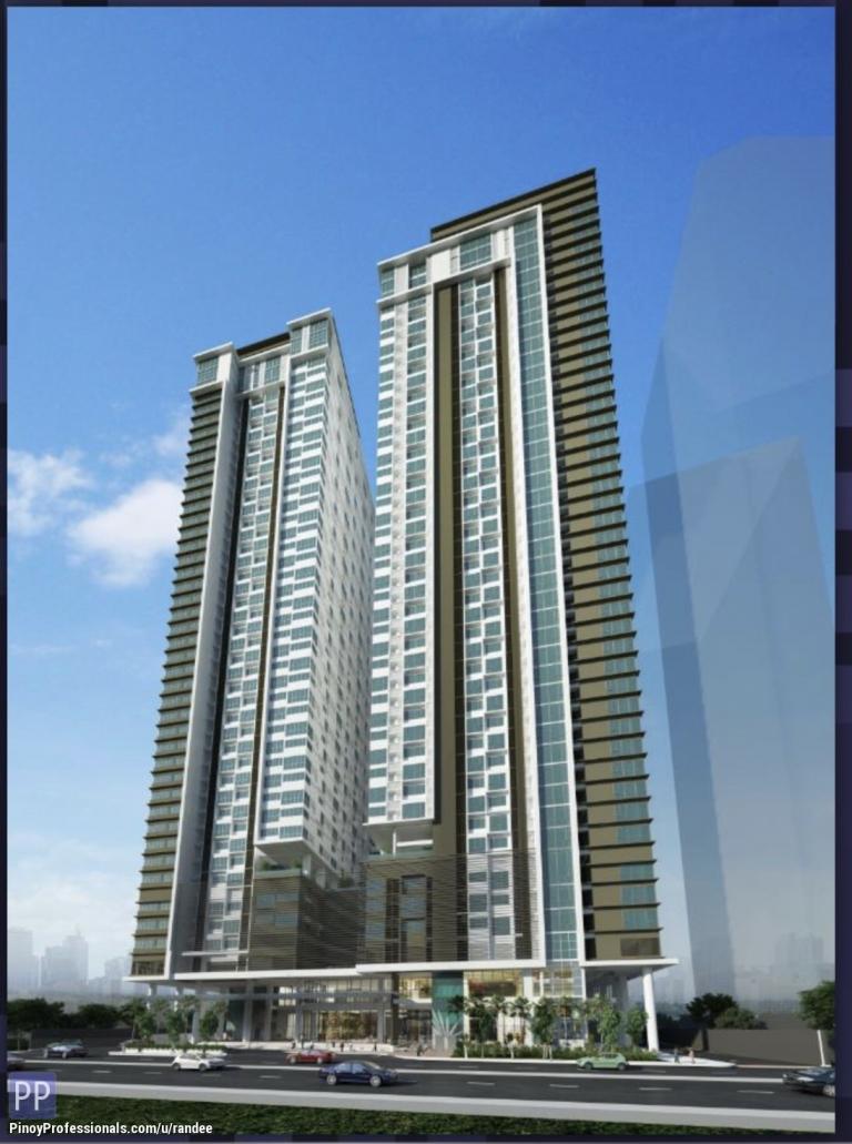 Apartment and Condo for Sale - MANDALUYONG CONDO FOR SALE : PADDINGTON PLACE IN SHAW BLVD NEAR SM MEGAMALL AND EDSA SHANGRI-LA PLAZA ORTIGAS CBD