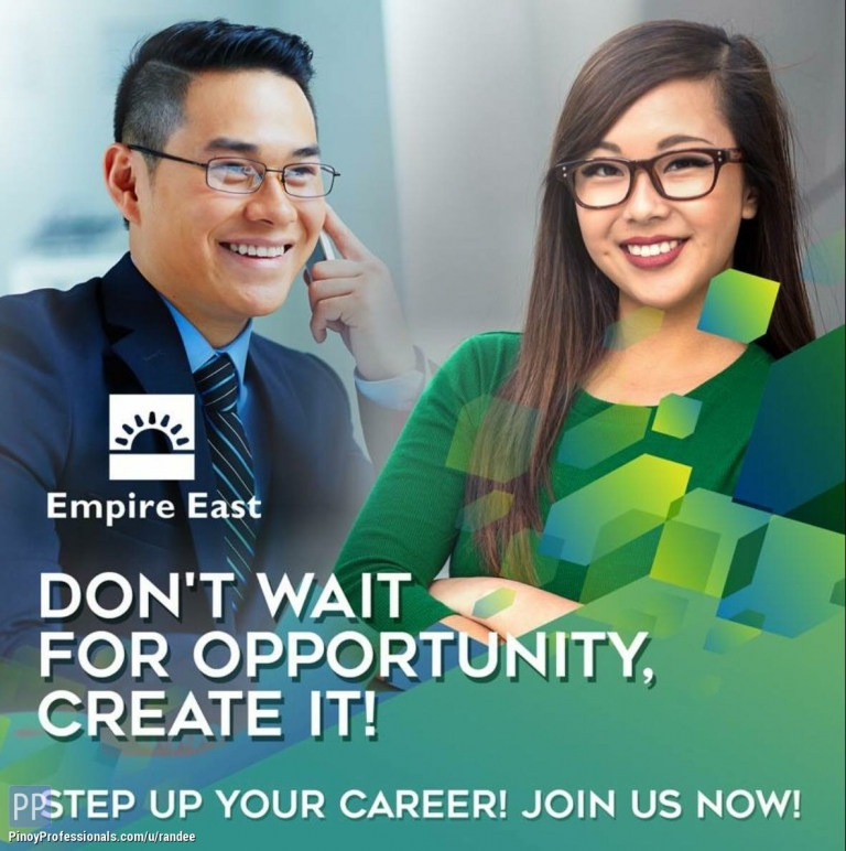 Banking and Real Estate - HIRING! REAL ESTATE SALES AGENT. CONTACT 0927-703-8111 FOR INTERVIEW SCHEDULES