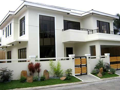 Modern Zen House In Bf Homes Paranaque Fernanborines