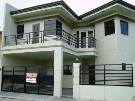 modern zen designed house and lot real estate house for sale in pasig city metro manila 3161. Black Bedroom Furniture Sets. Home Design Ideas