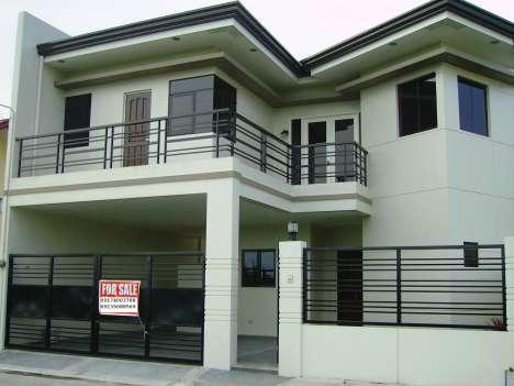 Modern zen designed house and lot for Modern zen house design manila