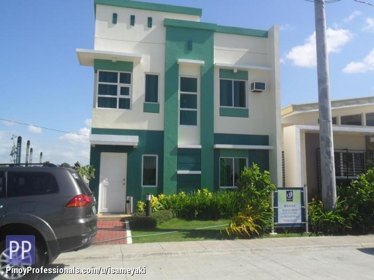 House And Lot At Washington Place Dasmarinas Cavite Real