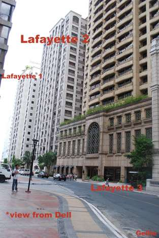 For Rent 1 Bedroom Condo At Eastwood Lafayette Tower 2