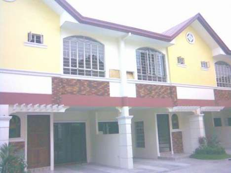 House For 3br 2 Y Townhouse San Joaquin Pasig City Near Makati Market