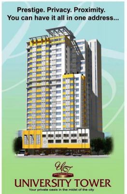Apartment and Condo for Sale - UNIVERSITY TOWER