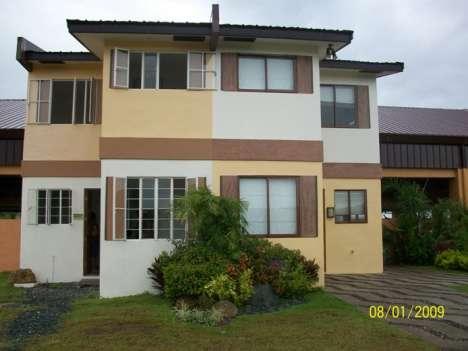 Carmona estates cypress model house