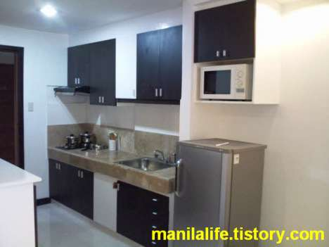 Manila Luxury Condo Rent Studio 18k Fully Furniture Ortigas Philippines Property