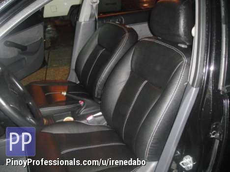 Car Parts and Accessories - LEATHER SEAT COVER MURA AT MAHUSAY