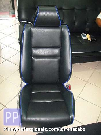 Leather Seat Cover Mura At Mahusay