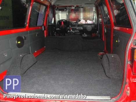 Car Parts and Accessories - CAR CARPET REPAIR & INSTALLATION