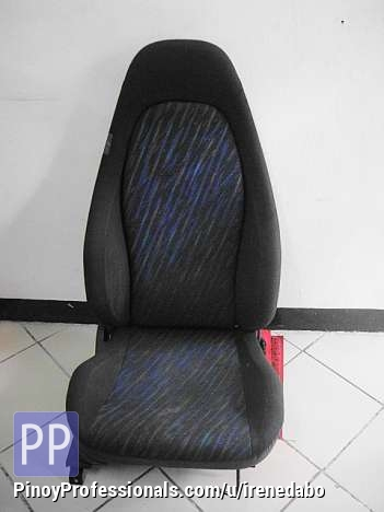 Car Parts and Accessories - BUCKET SEAT FOR SALE!!
