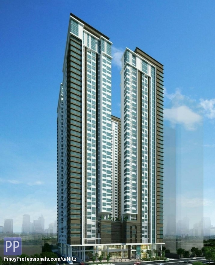 Apartment and Condo for Sale - PRE-SELLING CONDO THE PADDINGTON PLACE SHAW BLVD MANDALUYONG