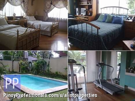 House for Sale - HOUSES FOR SALE - BEL AIR VILLAGE MAKATI