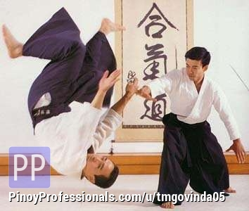 Sporting Goods - AIKIDO CLASSES OFFERED AT UBFHAI CLUBHOUSE, BF HOMES, PARANAQUE
