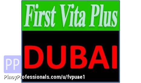 Work from Home - FIRST VITA PLUS- Dubai Contact Numbers/Person
