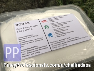 Home and Garden - Borax for Sale