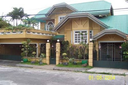country style house for sale in miranila homes quezon city