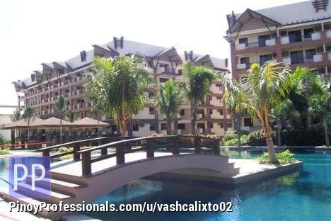 Apartment and Condo for Sale -  Las Pinas Condominium 3 Bedrooms Tandem  Anahola 5.6M