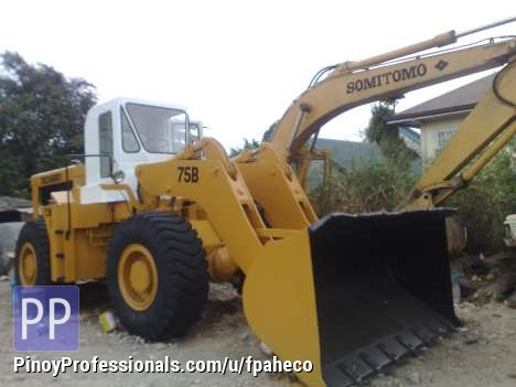 Misc Autos - Payloader