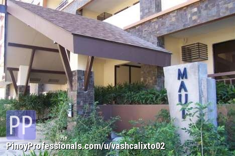 Apartment and Condo for Sale - Las Pinas Condominium Maui 4.1M 3 Bedrooms