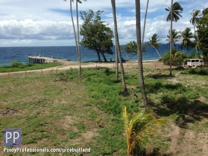 Land for Sale - 500sqm BEACH LOT in Dauin Dumagute City installment upto 12-months to pay no interest