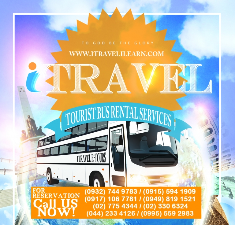 Transportation Services - BUS FOR RENT / BUS FOR HIRE / TOURIST BUS / COMPANY OUTING / FIELDTRIP / EDUCATIONAL FIELDTRIP etc.