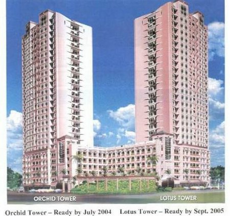 Apartment and Condo for Sale -  Oriental Gardens Makati