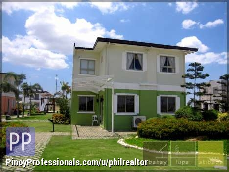 Philippine affordable homes 4br haven single attach linear for Affordable home builders near me