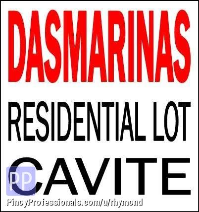 Land for Sale - SOUTHPLAIN SALITRAN -  For Sale Lot in Salitran Dasmarinas Cavite