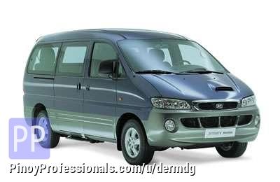 Car Rental - Cheapest ADG Budget Car Rentals/Van Rentals.P1k up w/ Driver MM.,T.7032412,7147643,Cel.+639185309128